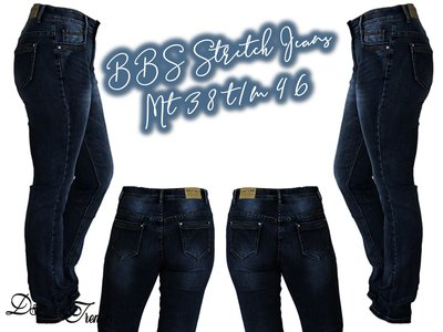 BBS Stretch Jeans