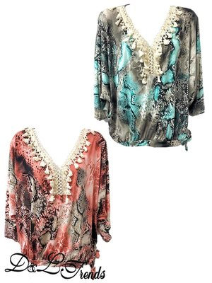 Blouse Candell