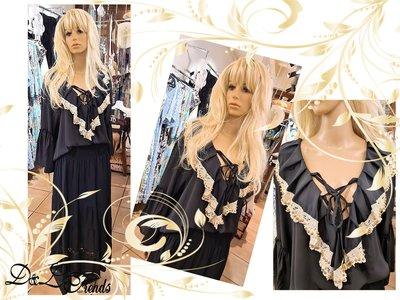 Boho/Gypsy blouse Jilll 3